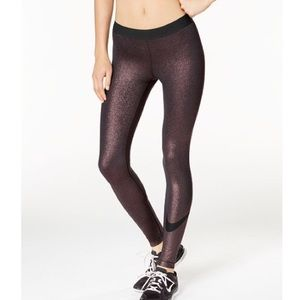 Nike Pro Cool Dri-Fit Sparkle Tights Rose Gold